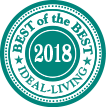 BEST of the BEST 2018. IDEAL-LIVING