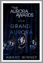 The Aurora Awards 2016. Grand Award Winner