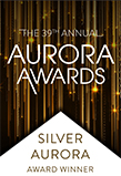 Aurora Awards. Silver Aurora. Award Winner