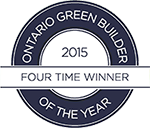 Badge: Ontario Green Full Time