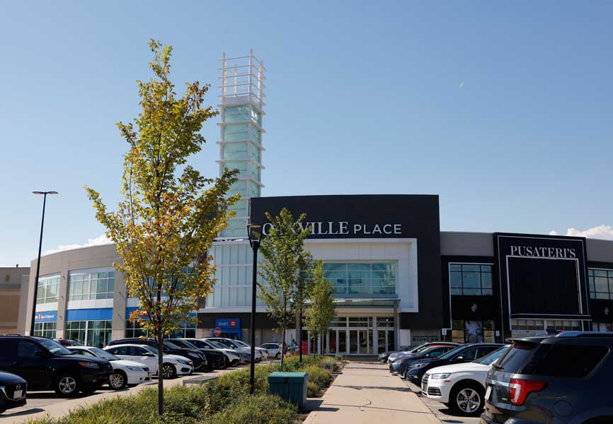 Oakville Place Shopping Mall