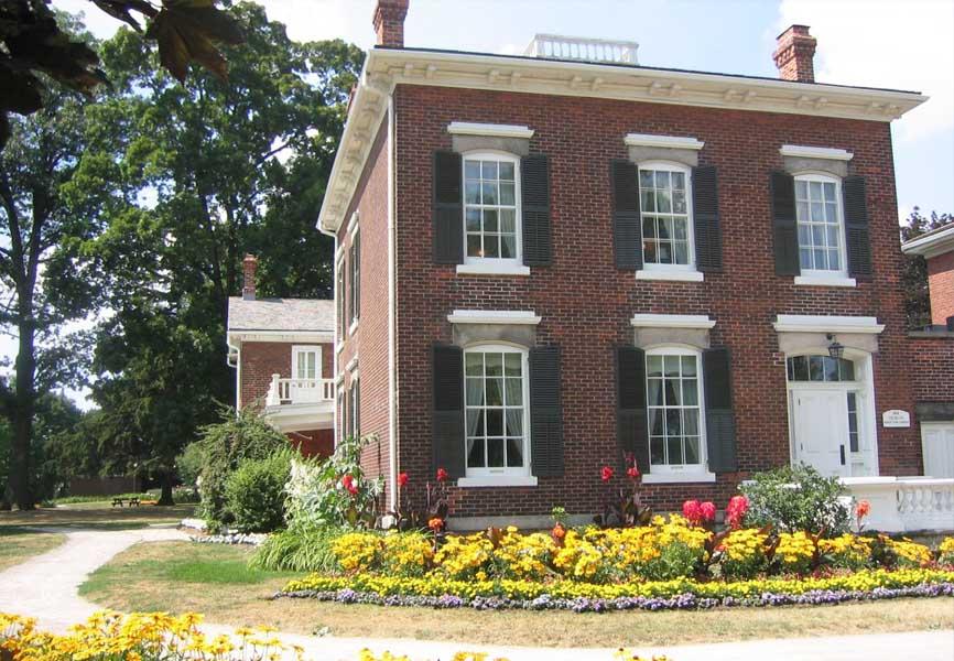 Oakville Museum at Erchless Estates