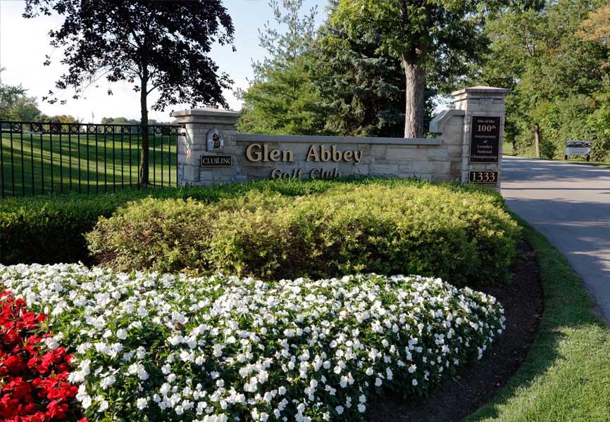 Glen Abbey Golf Course in Oakville