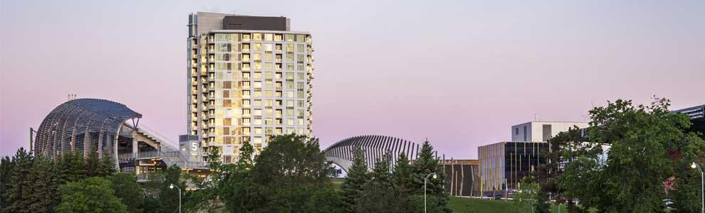 Minto Communities LEED Certified building in Ottawa