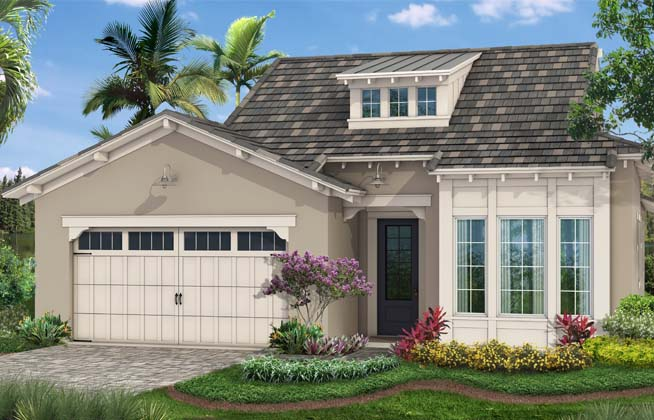 Gardenia Single-Family Homes by Minto Communities