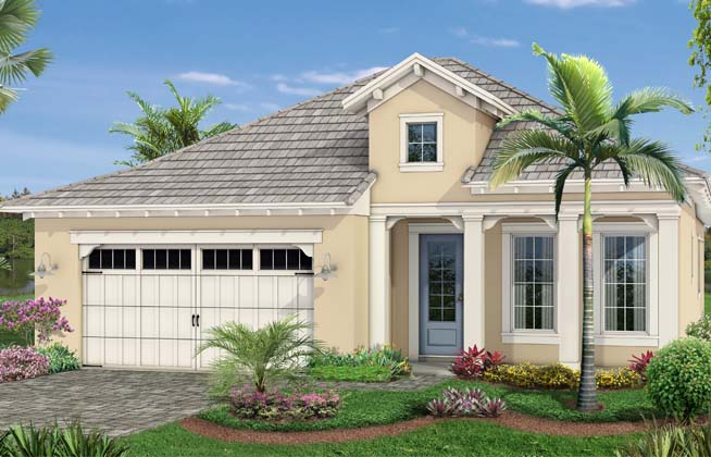 single family home Naples