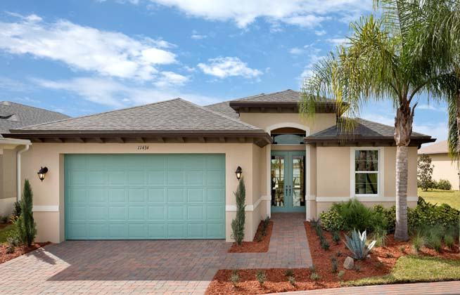 new homes port saint lucie florida