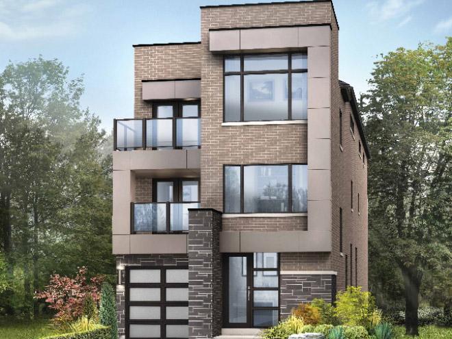 Fitzsimmon B 4 bed modern single home
