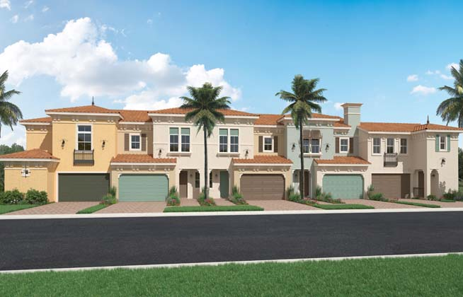 townhomes in Ft Lauderdale