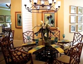 Andros interior, now on sale at Harbour Isle