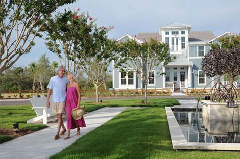 6874b4be1af5f Island Coach Homes are located on a beautifully designed plot of land
