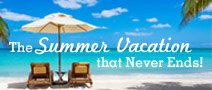 Enjoy the summer vacation that never ends in one of Minto
