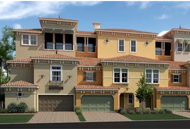 Sky Villas offered as 4 and 5 bedrooms townhome, now on sale.