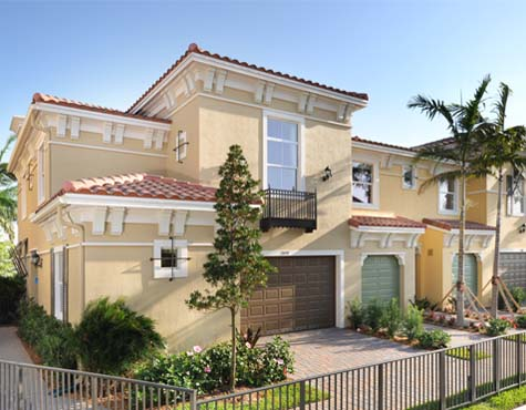 Artesia Townhome in Sunrise, Florida