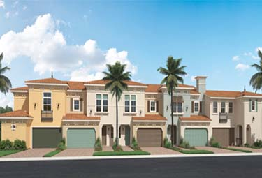 3 and 4 bedroom Terrace Homes now available in Sunrise, Florida.