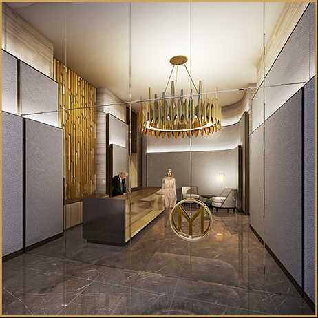 Minto Yorkville Park has a 24/7 concierge, to help with your every need