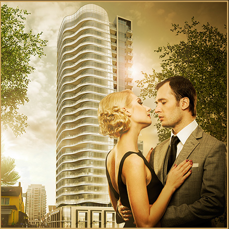 Minto's Yorkville Park is a 25 storey high rise condo in downtown Toronto. Now on sale.