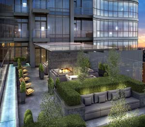 Carefully designed for luxury, Minto's Yorkville Park is now on sale.