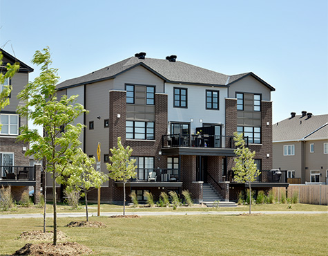 Morgan's Creek Infusion Terrace Homes