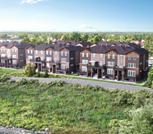 Neighbourhood, Homes For Sale in At Morgan's Creek in Kanata North Ottawa