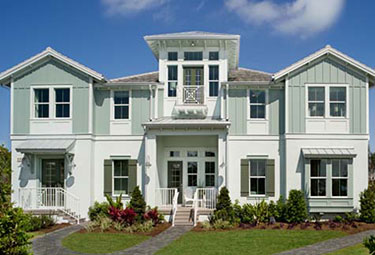 Coach Homes in two collections, now on sale at Isles of Collier Preserve