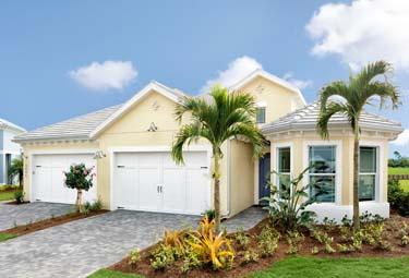 Luxury villas at Isles of Collier Preserve offer 2-3 bedrooms