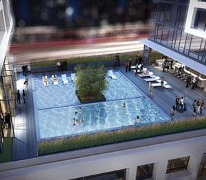 Minto Westside will have an all seasons pool, skyline lounge, and party rooms made for entertainment