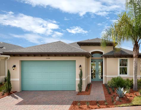 Move in homes available at LakePark, in Port St Lucie, Florida