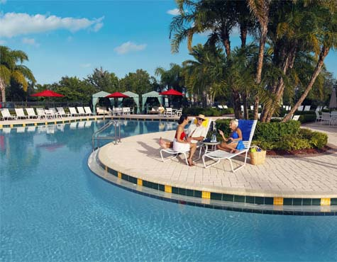 LakePark in Port St. Lucie provides plenty of space to enjoy the various amenities