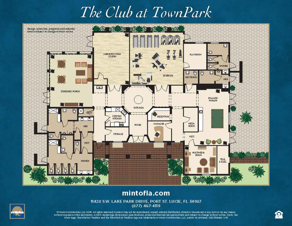 Lakepark lifestyle homes for sale in port st lucie minto for Traditions of america floor plans