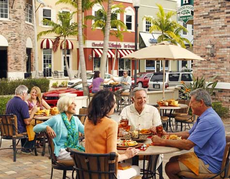 Residents at LakePark enjoy amenities in Port St. Lucie, Florida