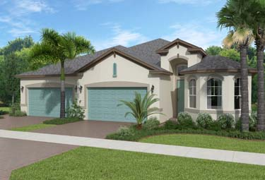 LakePark Villas offer plenty of space, 2 bathroom, and 1 storey. Now on sale.