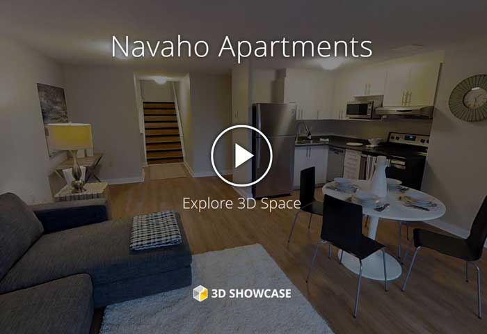 Navaho Apartments Virtual Tours