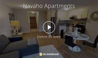 Navaho Apartments Mobile Virtual Tours
