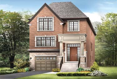 Fitzgerald single family home, available in Etobicoke