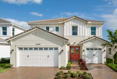 Single Family Homes at Westklake, available now
