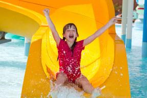 Children enjoying the Westlake Adventure Park