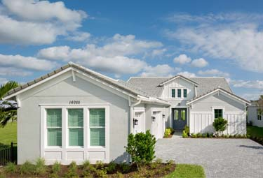 Move-in-soon homes available at Westlake in the heart of Palm Beach County