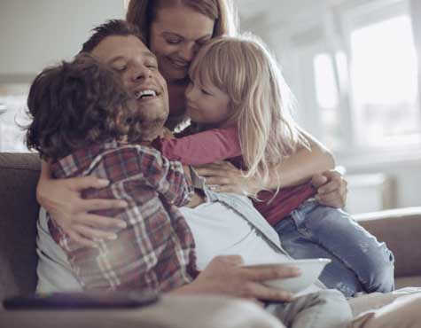 Unionville is built for families. Our single homes and townhomes will be spacious and modern.