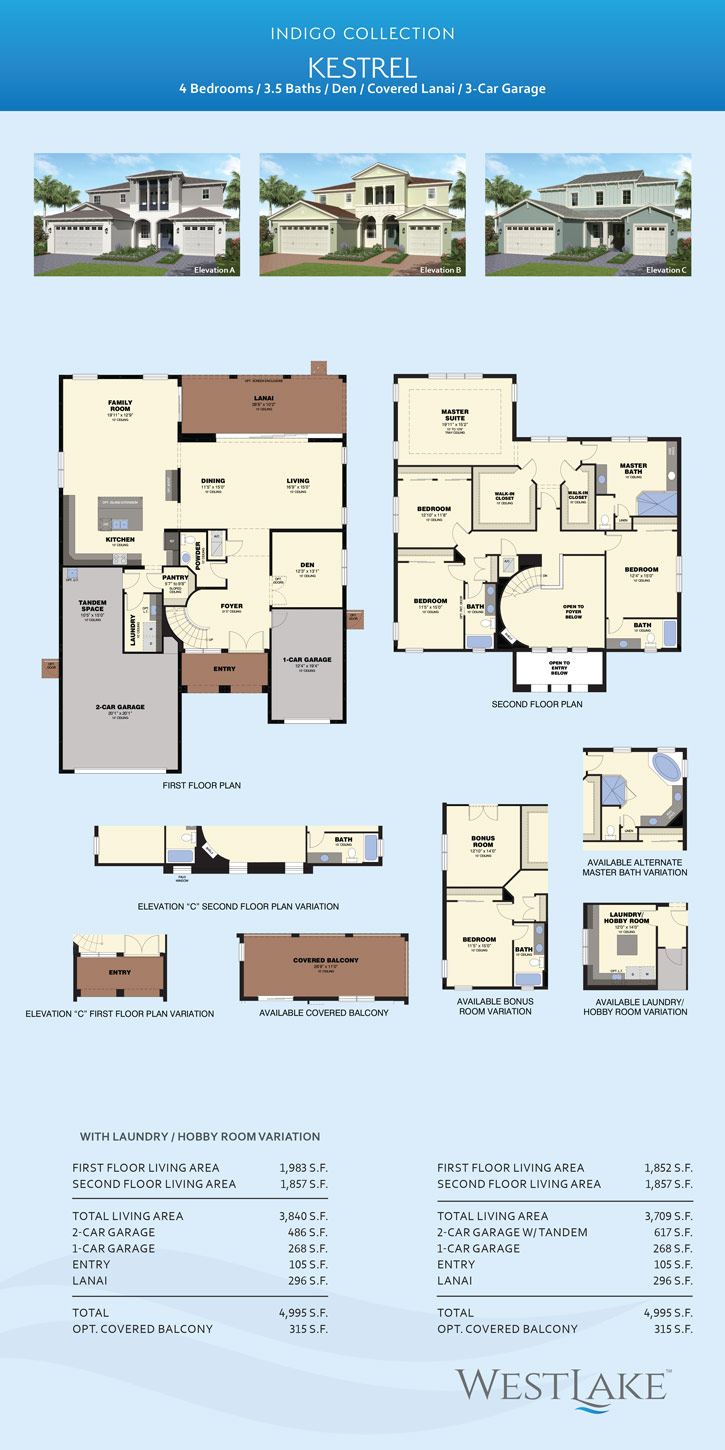 Minto group inc buy a home in florida westlake for Westlake floor plan