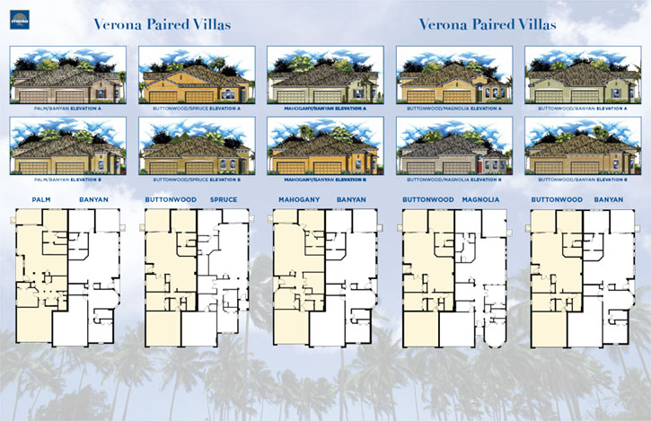 Sun City Center Mahogany Model Tampa New Homes Fl Minto