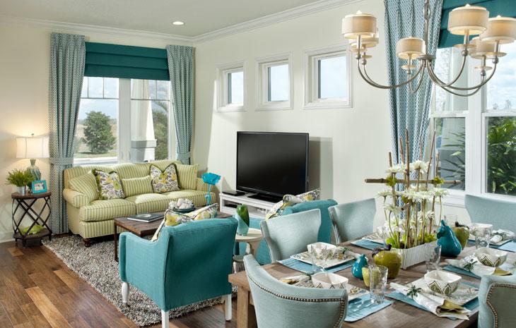 Laureate Park At Lake Nona Kendall Model Orlando Homes