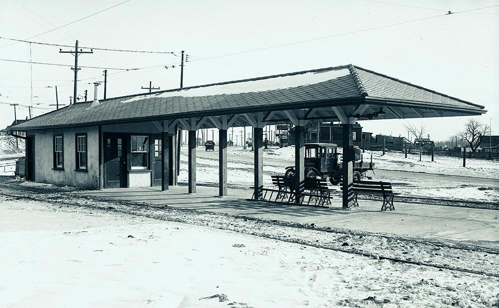 Long Branch Station
