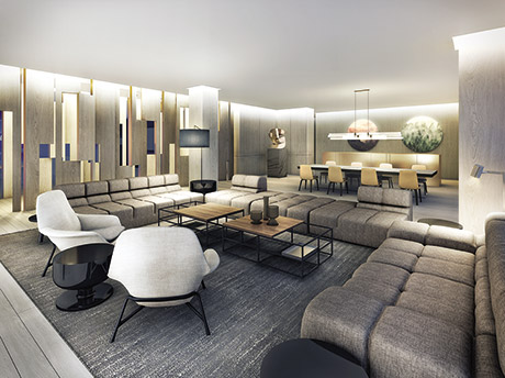 The YTZ Lounge