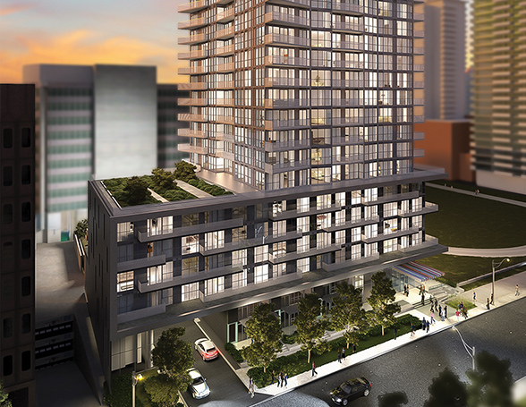 Wallman Architects designed Minto Westside, now on sale