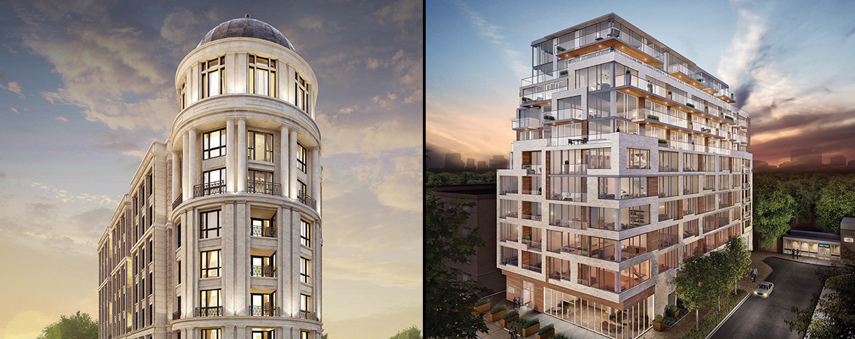 North Drive designers create homes with elegance, and are partnering with Minto to create Minto Yorkville Park