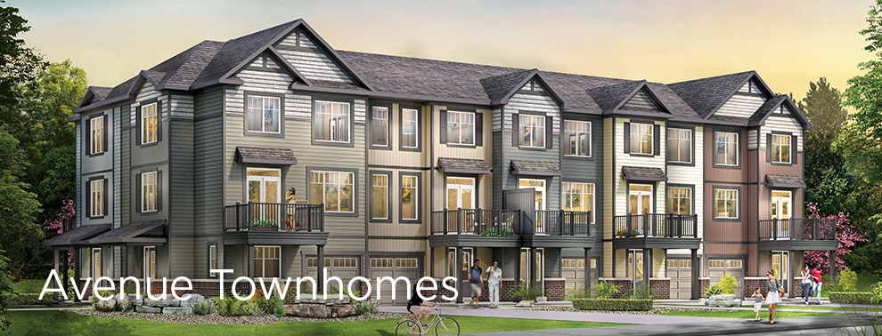 Avenue Townhomes