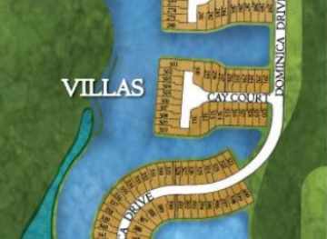 Isles of Collier Preserve Villas located on Naples Bay, now on sale