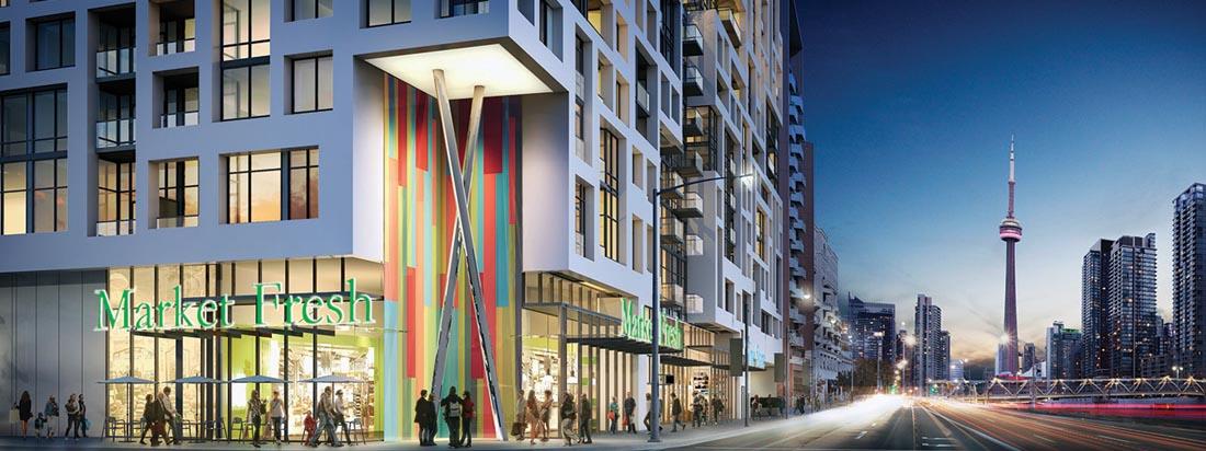 Condos for sale Downtown Toronto