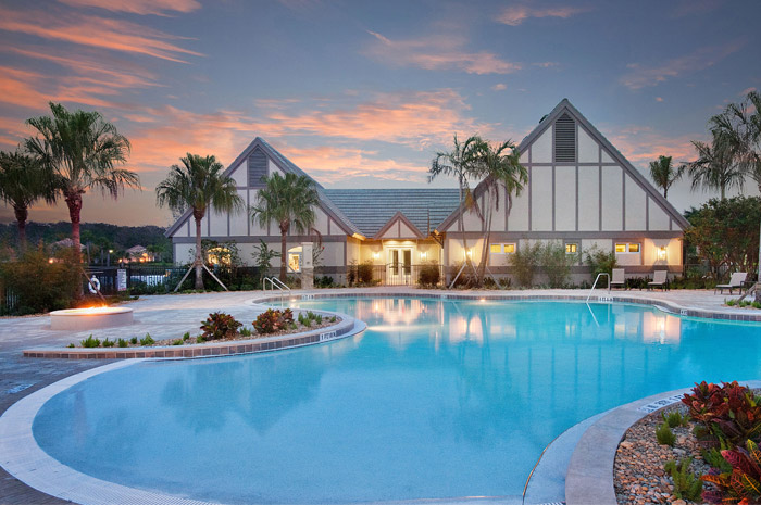 47,000 sq. ft. Grand Clubhouse